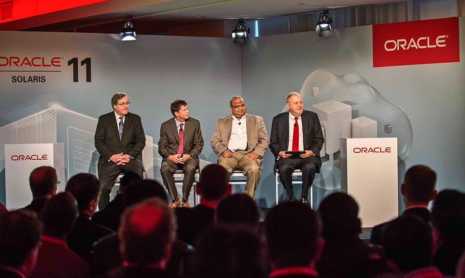Oracle Solaris 11.2 Launch - 3