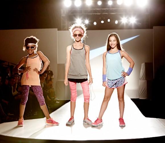 Nike Kid's Rock Fashion Show