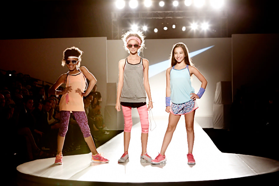 Nike Kid's Rock Fashion Show - 1