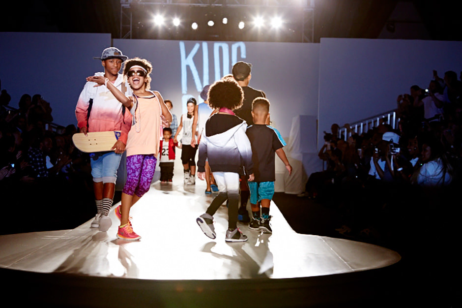 Nike Kid's Rock Fashion Show - 2