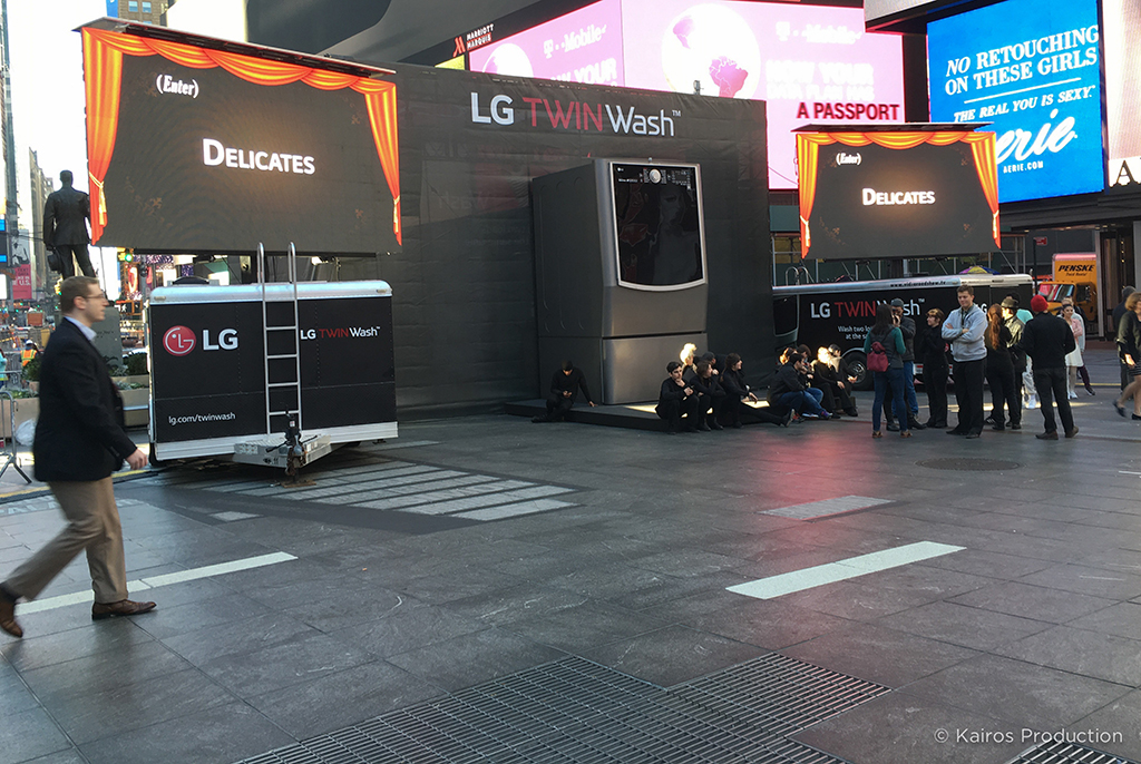 LG Twin Wash Launch