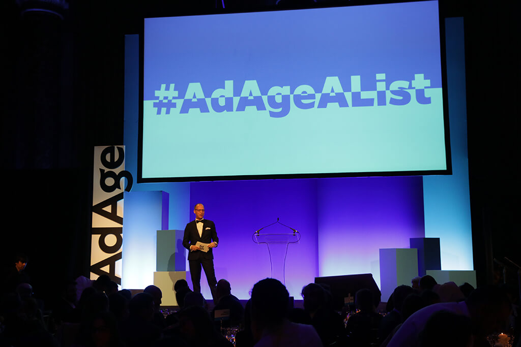 Ad Age Creativity Awards Gala 2019