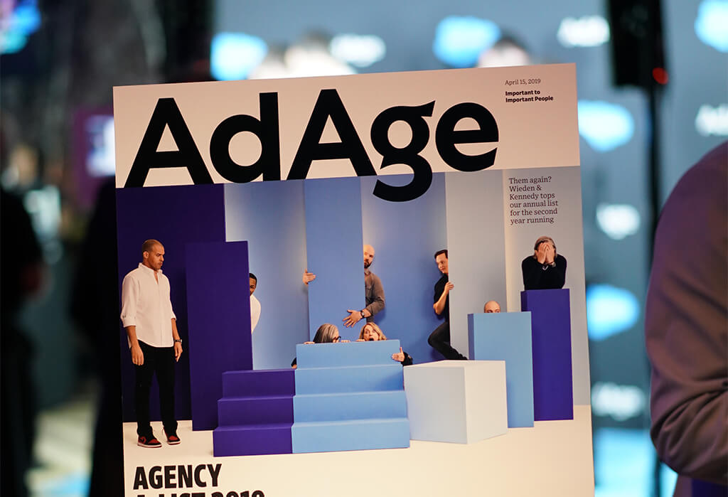 Ad Age Magazine Cover Shoot - 04